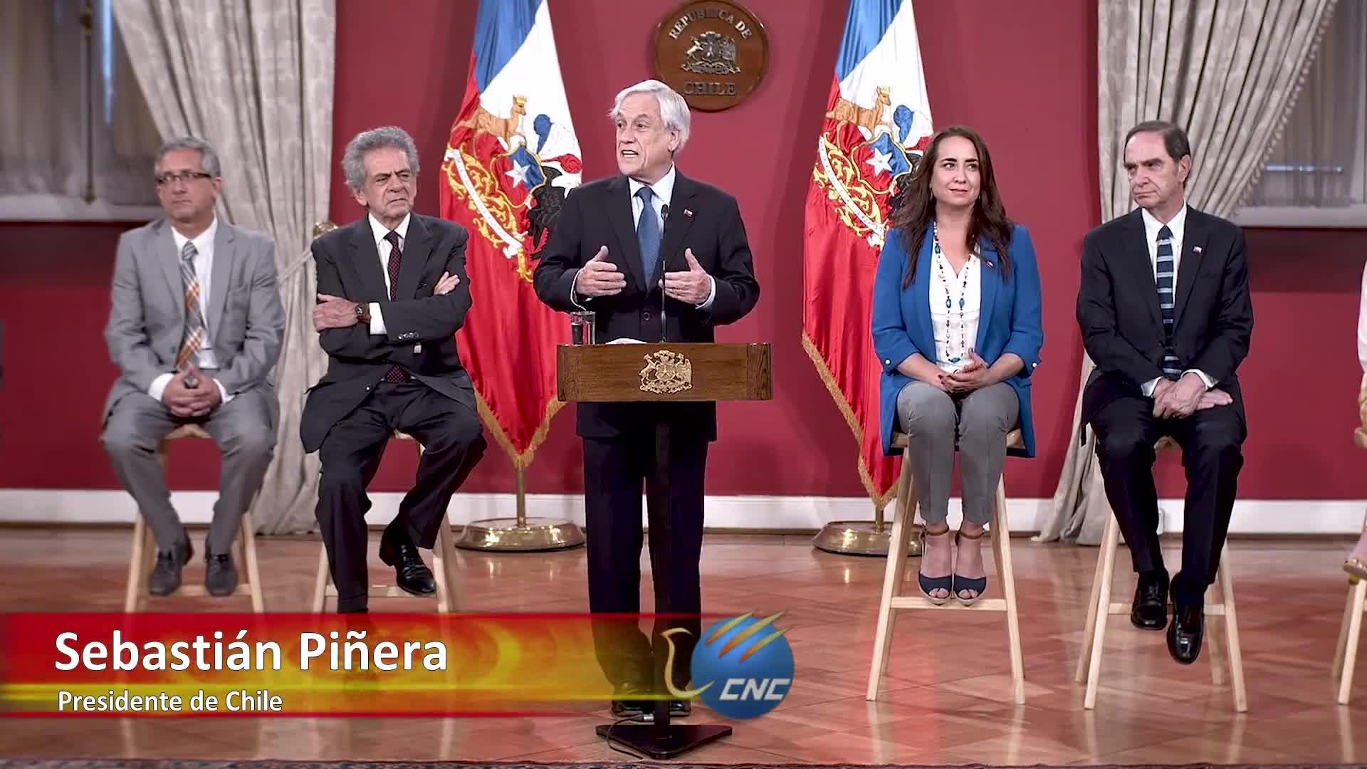 Conmemoran Día Internacional de los Derechos Humanos en Chile