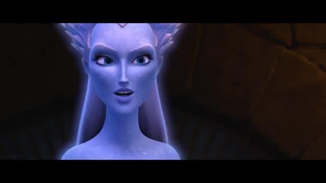 """¡No te puedes perder el tráiler de la película """"La reina de las nieves en la tierra de los espejos""""!"""
