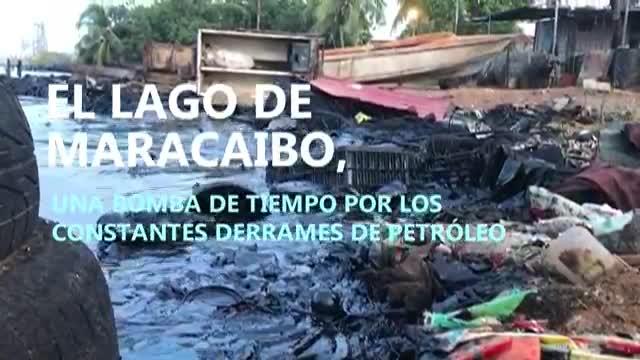 Venezuela: Lago de Maracaibo, una bomba de tiempo por la contaminación