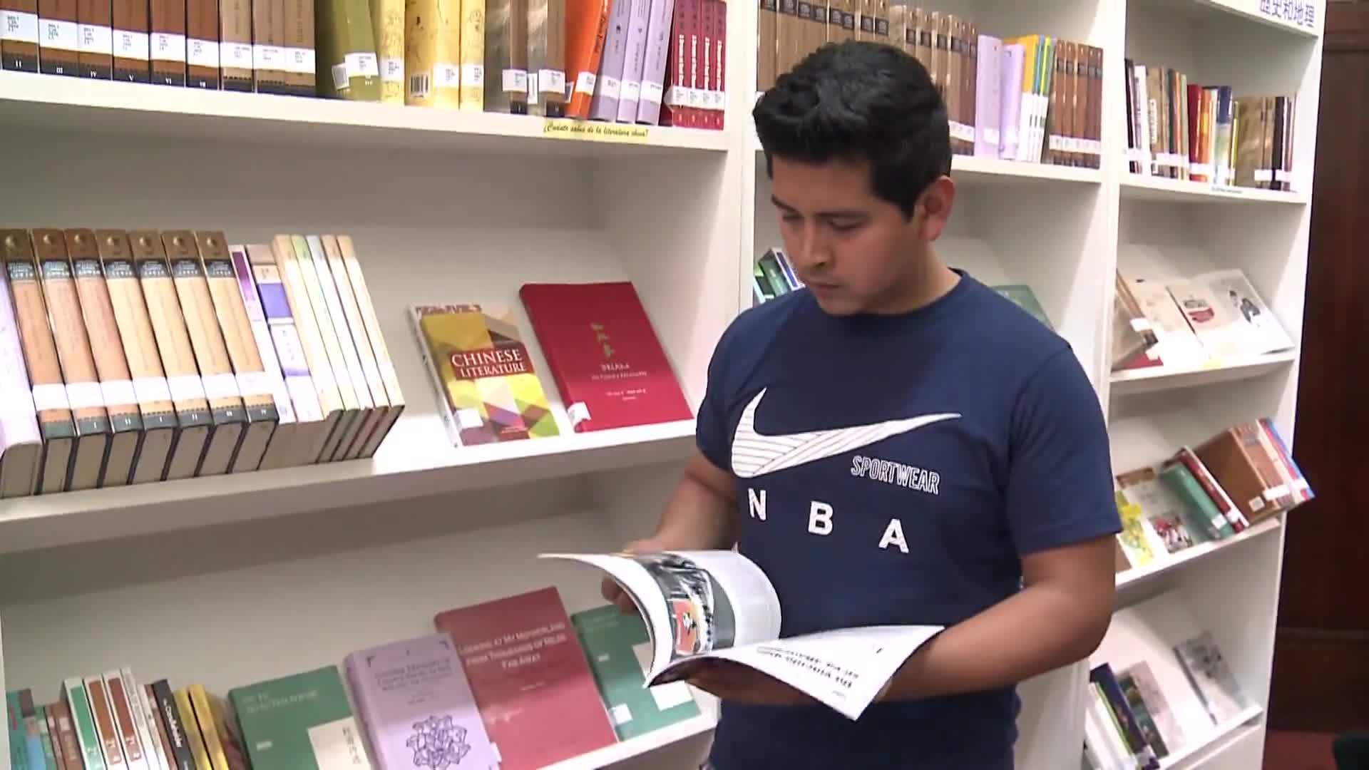 Biblioteca de Lima inaugura Sala del Libro Chino para fortalecer lazos culturales