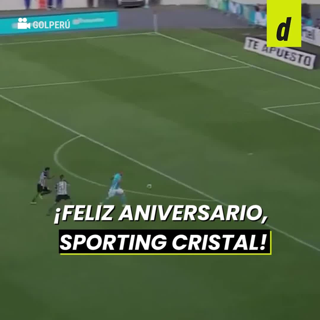 Sporting Cristal celebra su aniversario número 64