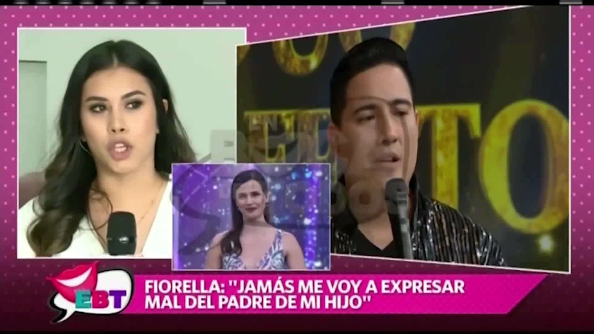 Pedro Loli: Fiorella Méndez descarta reconciliación con el cantante