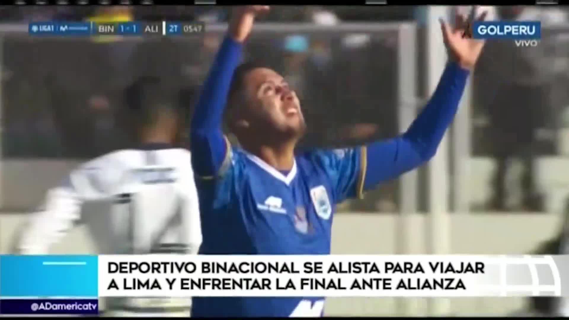 Binacional se alista para enfrentar la final ante Alianza Lima