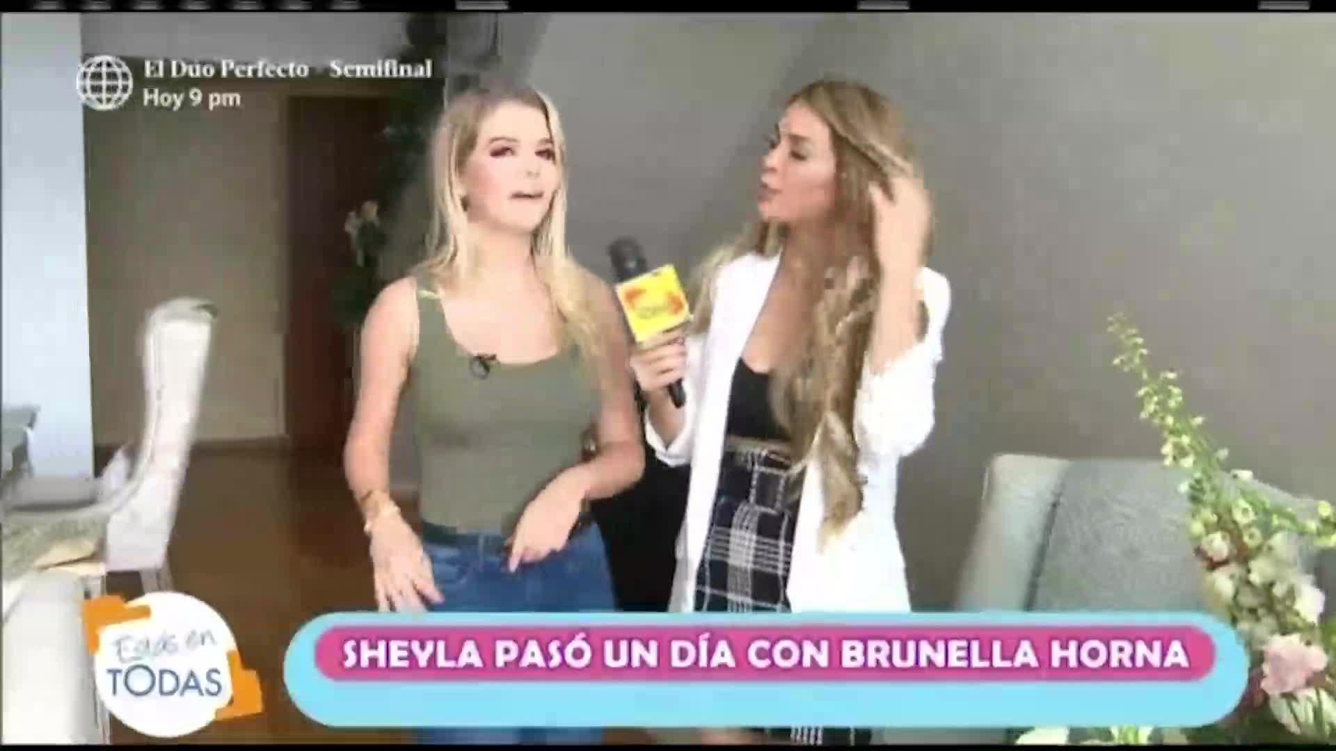 Brunella Horna se confiesa en 'Estás en Todas'