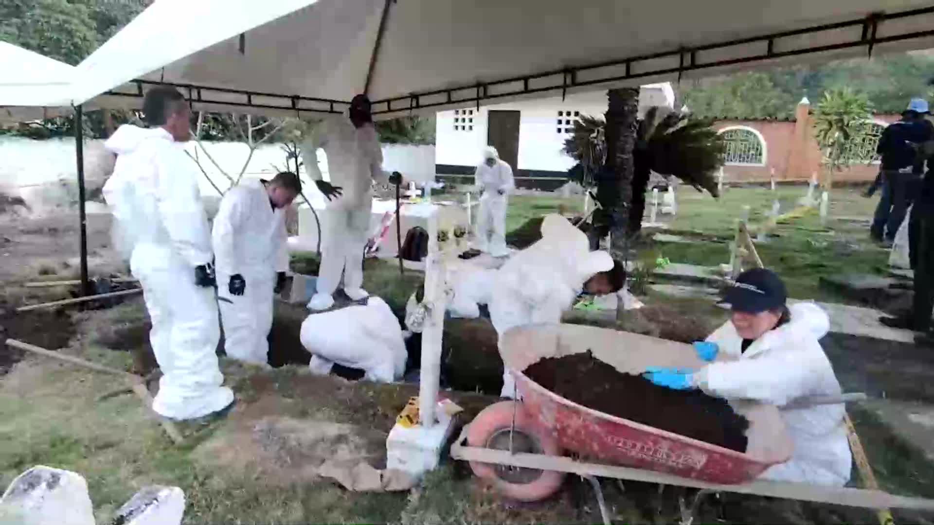 Colombia: Hallan fosa con más de 50 presuntas víctimas de ejecuciones extrajudiciales