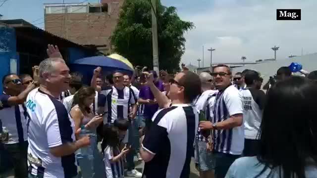 Alianza Lima vs. Binacional: Así se vive la previa de la final de la Liga 1