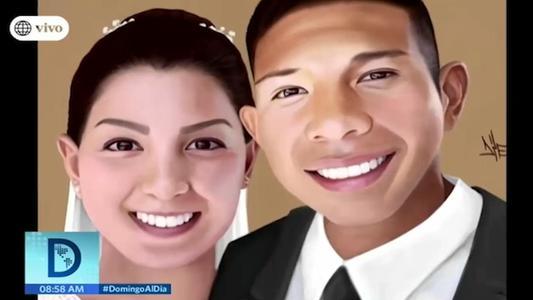 Selección peruana: conoce los exclusivos detalles de la boda de 'Oreja' Flores
