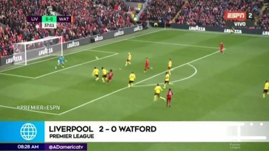 Revive los mejores goles del fútbol inglés y español