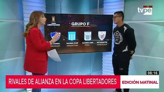 Copa Libertadores 2020: Rinaldo Cruzado confía en mejorar campaña de Alianza Lima