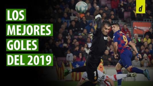 Los mejores goles de Europa en este 2019: ¿Cuál fue el mejor?